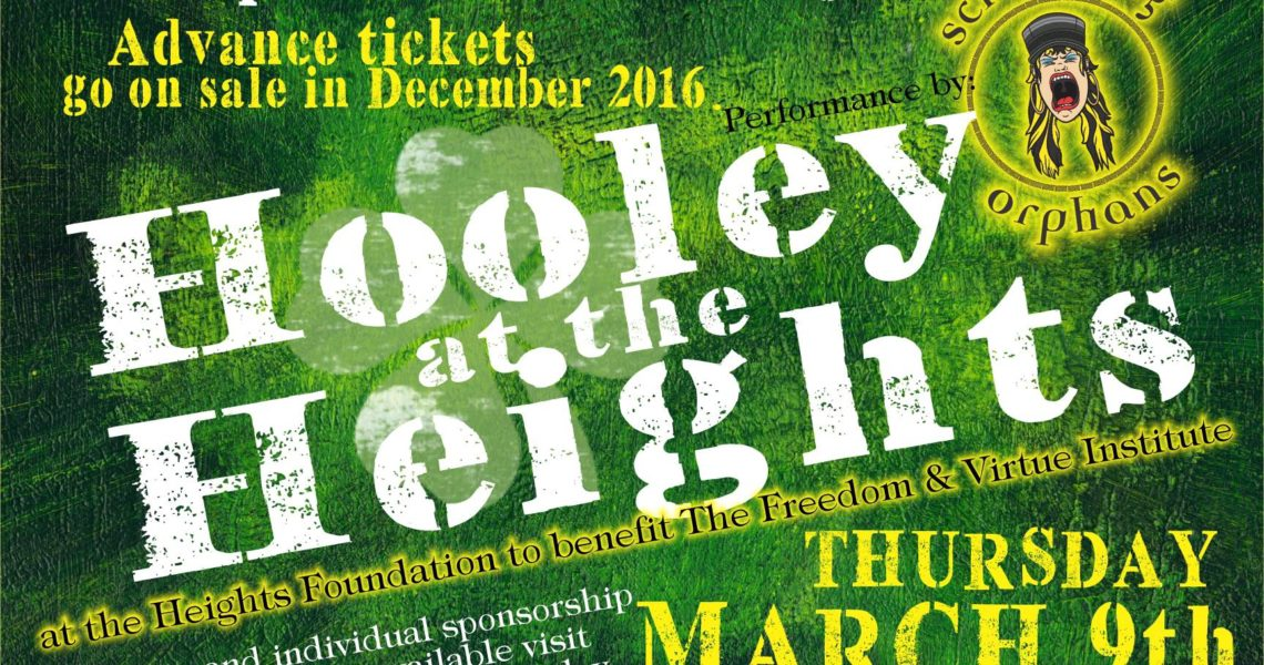 Hooley at the Heights